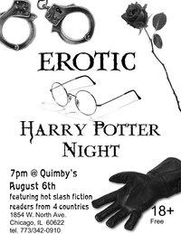 Erotic Harry Potter Night